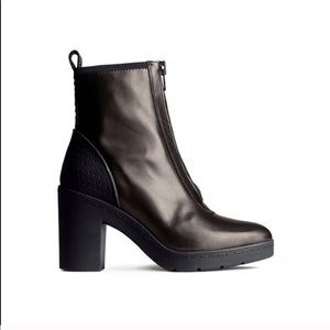 Alexander Wang x H&M Ankle Boots